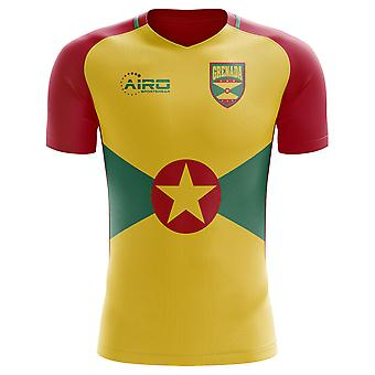 2020-2021 Grenada Home Concept Football Shirt (Kids)