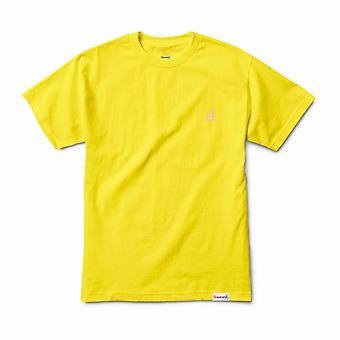 Diamond forsyning Co Mini Un Polo t-skjorte gul
