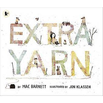 Extra Garn von Mac Barnett - Jon Klassen - 9781406352481 Buch