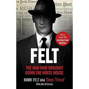 G-Man-a verdadeira história do garganta funda do Watergate por Mark Felt - 97817