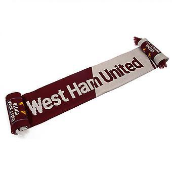 West Ham United FC VT Scarf