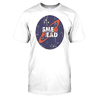 Cabeza de Smeg - NASA niños inspirado T Shirt