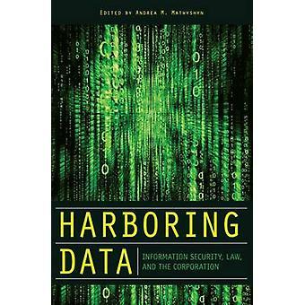 Skjuler Data - informasjonssikkerhet - loven- og Corporation av en