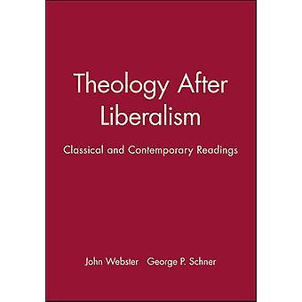 اللاهوت بعد الليبرالية-قارئ من جون وبستر-جورج شن ص