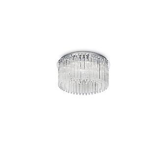 Luz de 12 luces de techo
