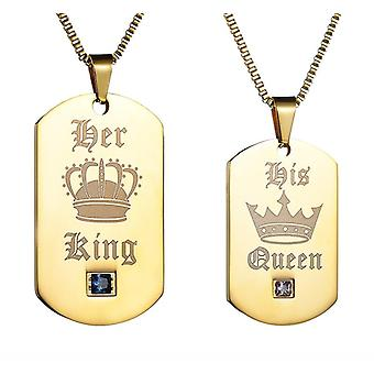 His Queen/Her King Pars Jewelry
