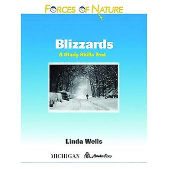 Forces of Nature, Blizzards: A Study Skills Text
