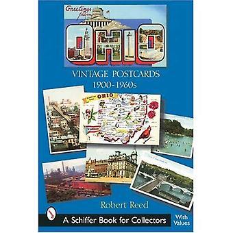 Saudações de Ohio: postais Vintage 1900-1960