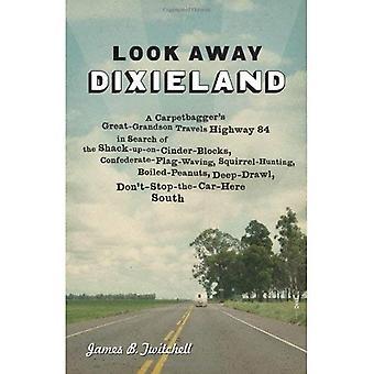 Blik op de weg, Dixieland: Van een Carpetbagger achterkleinzoon reist Highway 84 op zoek naar de Shack-Up-op-Cinder-blokken, Confederate-vlag wapperend