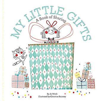 Meu presentinho: Um livro de partilha: um livro de partilha (crescimento de corações)
