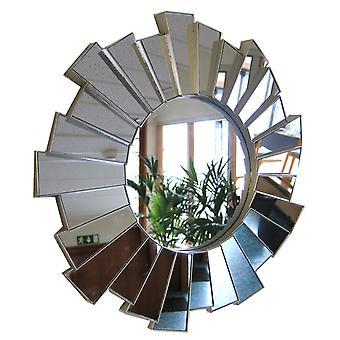 Espelho Wall Prata 39cm