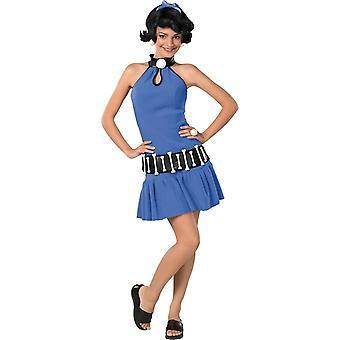 Betty Rubble Teen Kostüm