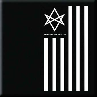 Bring Me The Horizon Fridge Magnet Antivist band logo new Official 76mm x 76mm