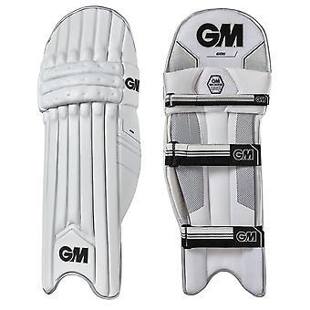 Gunn & Moore 2018 606 Cricket Batting Pads been bewakers wit/zwart