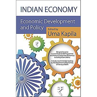 Indian Economy - Economic Development and Policy by Uma Kapila - 97893