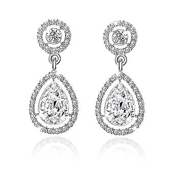 Exclusive Diamond Glitter Earring