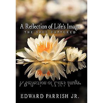 Een reflectie van Lifes afbeelding de ziel gevangen genomen door Edward Parrish Jr & Parrish Jr.