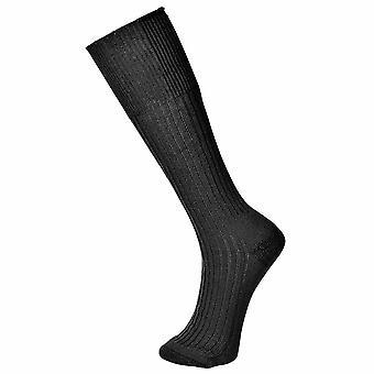 Portwest - Combat Sock Black 39-43