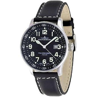 Zeno-watch Herre watch X-large pilot automatisk kronometer P554C a1