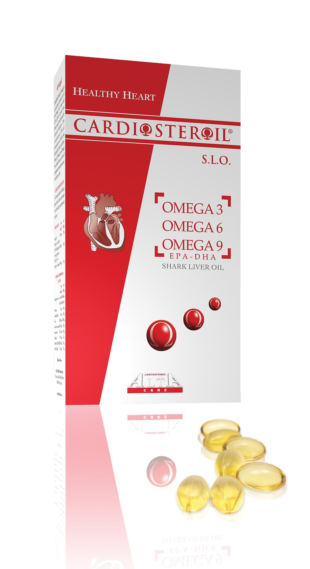 Cardiosteroil Omega 3/6/9 SLO