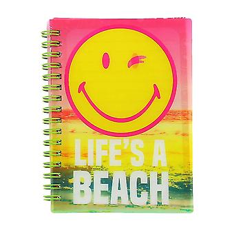 Smiley World A6 Notebook