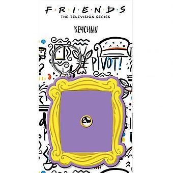 Friends PVC Keyring Frame