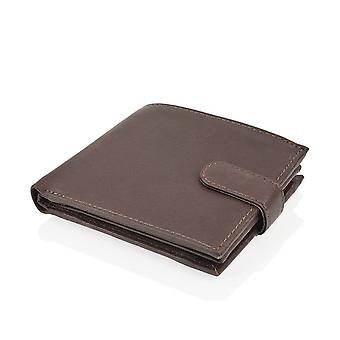 "Bi Fold 4.5"" RFID Multi Pocket Wallet"