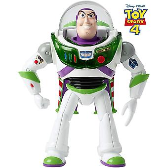 Disney Pixar Toy Story 4 Blast-Off Buzz Lightyear Figure with Lights and Sounds GGH41