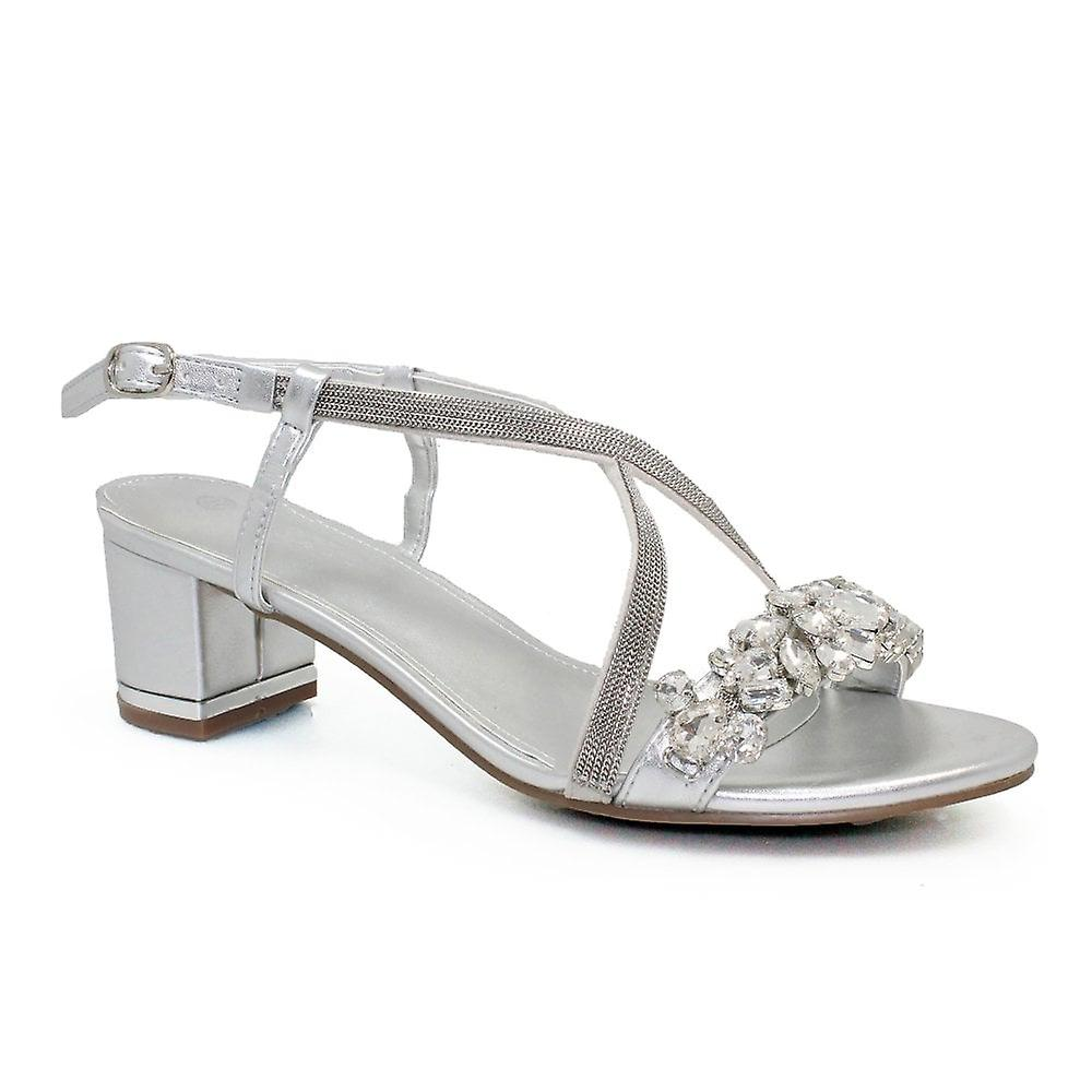 Lunar Marsielle Jewelled Sandal CLEARANCE ErWtM