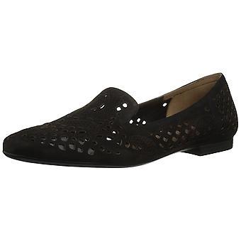 Naturalizer Womens Eve lederen gesloten teen casual enkel riem sandalen