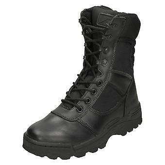 Mens Ridge Dura-Max Zipper Boots 4105