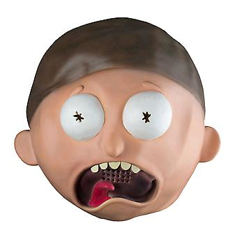 Rick and Morty Morty Latex Mask