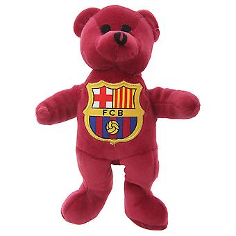 FC Barcelona Official Football Crest Mini Teddy Bear
