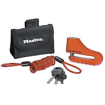 Blocker Masterlock String discoteca ricorda + borsa (fai da te, ferramenta)