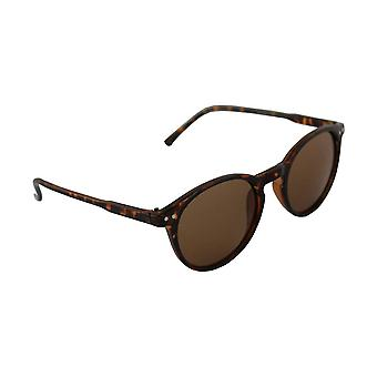 Men's sunglasses and Sunglasses Ladies Polaroid Round - Brown with free brillenkokerS320_3