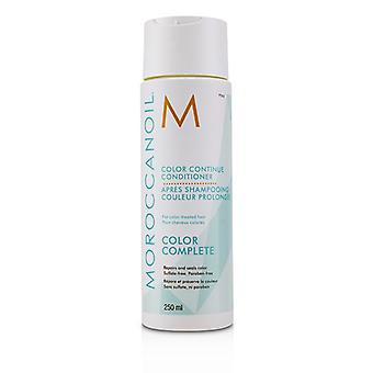 Moroccanoil Color Continue Conditioner (for Color-treated Hair) - 250ml/8.5oz