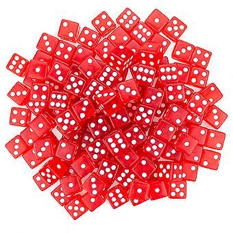 """100 הקוביות האדומות-16 מ""""מ"""