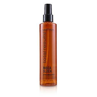 Matrix Total Results Mega Sleek Iron Smoother Defrizzing Leave-In Spray 250ml/8.5oz