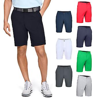 Under Armour mens 2020 EU performance taper stretch Soft comfort Golf shorts