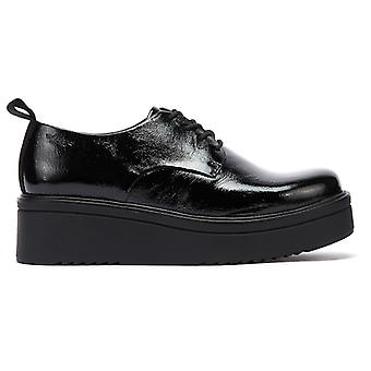 Vagabond Tara Patent Leather Womens Black Shoes