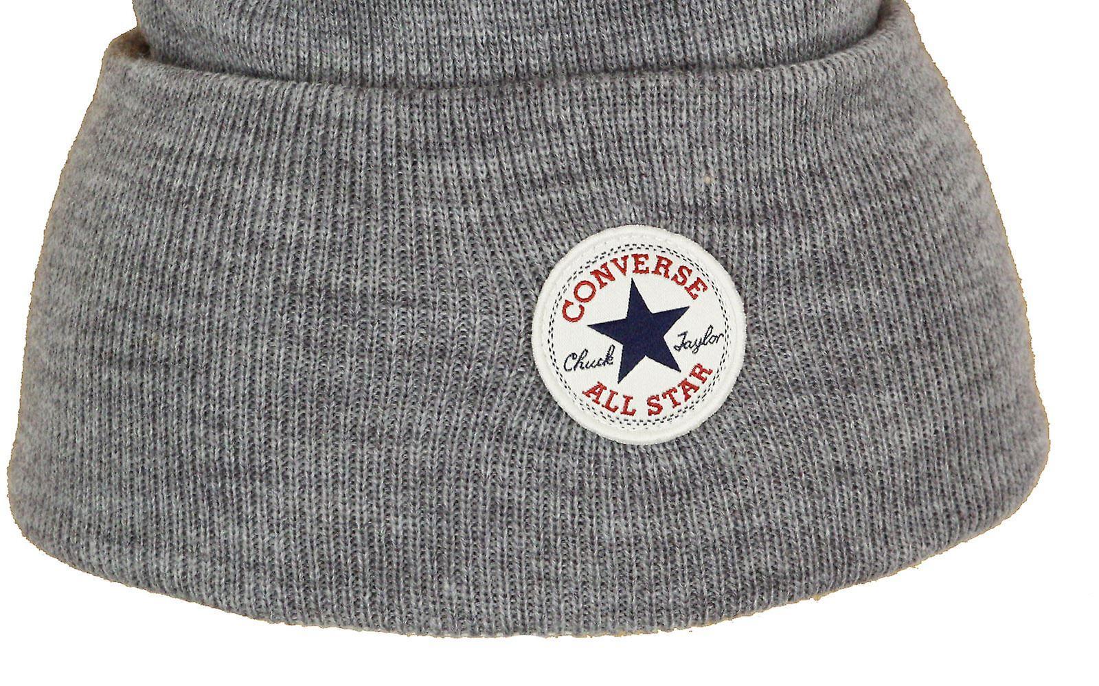 Converse Cuff Beanie ~ Core grey