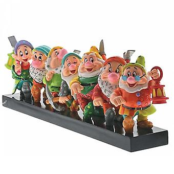 Disney By Britto Seven Dwarfs Figurine