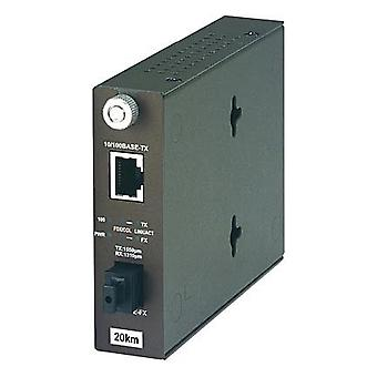 Trendnet TFC-110S20D5 network media converter 100 Mbit/s 1310 nm