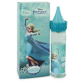Disney Frozen Elsa By Disney Eau De Toilette Spray (castle Packaging) 3.4 Oz (women) V728-543539