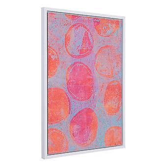 """28&x 1.6& x 38.8"""" Pinkki, MDF, Puu, Blossom Canvas"""