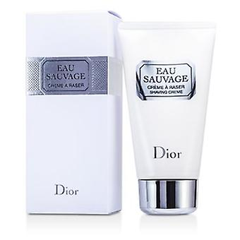 Christian Dior Eau Sauvage Lather Scheercrème 150ml/5.3oz