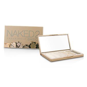 Naked 2 basics eyeshadow palette: 6x eyeshadow (cover, frisk, primal, skimp, stark, undone) 203991 6x1.3g/0.05oz