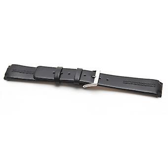 Authentic skagen watch strap leather for skagen 433lslc