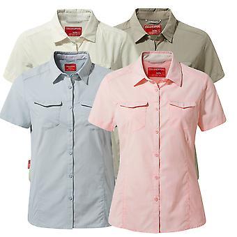 Craghoppers Ladies NL Adv Short Sleeve Shirt