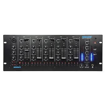 NewHank Newhank Roommate 4 Zone Stereo Matrix Mixer